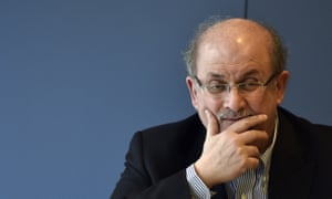 'Complex and witty': Salman Rushdie.