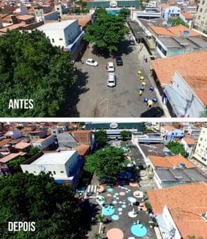 Fortaleza, Brazil – Cidade 2000