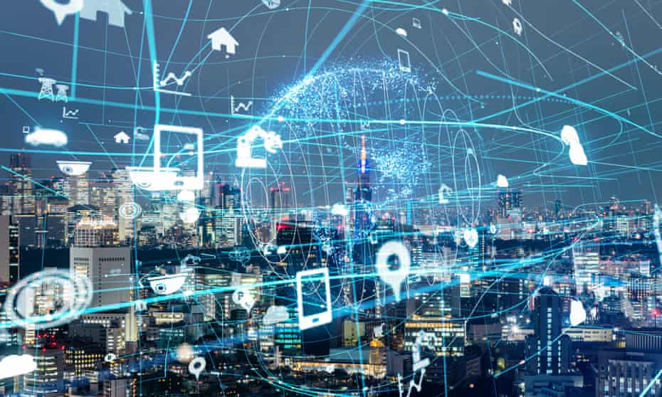 Smart cities are studded with sensors that monitor what is going on with their people, vehicles and infrastructure.