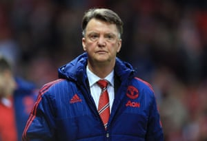 Mourinho worked with Van Gaal at Barcelona. Is there a chance he may succeed him at Manchester