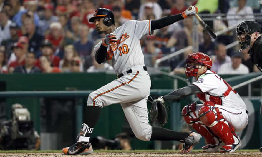 Adam Jones said: 'Baseball is a white man's sport. In football, you can't kick them out. You need those players. In baseball, they don't need us.'