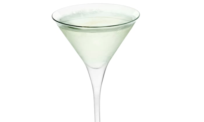Cocktail of the week: pine and burnt orange gin martini