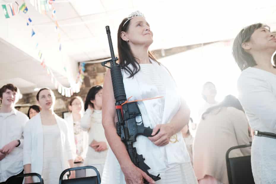The gunwomen of Pennsylvania