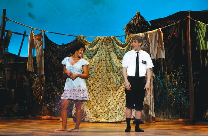 The Book of Mormon review – a visionary musical masterpiece, genital