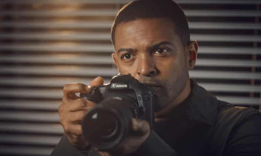 Noel Clarke in Viewpoint.