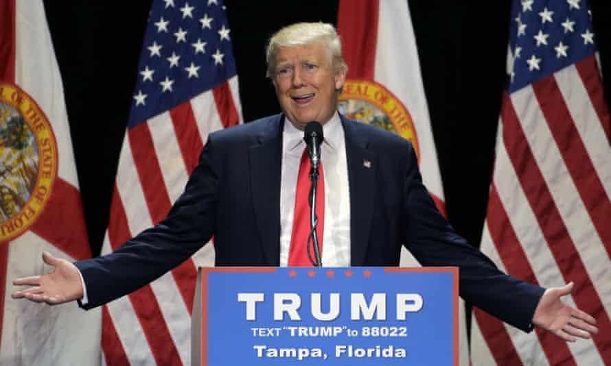 Trump Florida attack Obama
