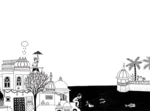 Lake City: the prince