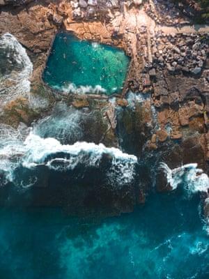 Mahon rock pool, Sydney
