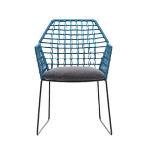 Saba New York garden chair, £780, gomodern.co.uk