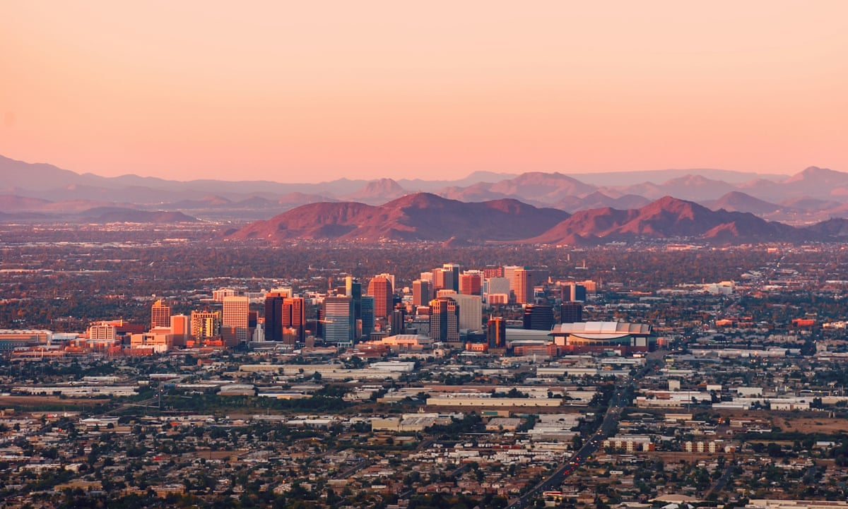 Plight Of Phoenix How Long Can The World S Least Sustainable City Survive Cities The Guardian