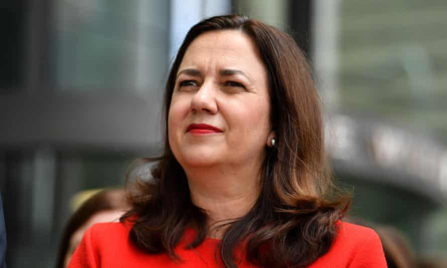 The state secretary of the construction division of the CFMEU, Michael Ravbar, says Annastacia Palaszczuk risks 'being taken for a ride' over the Adani colamine