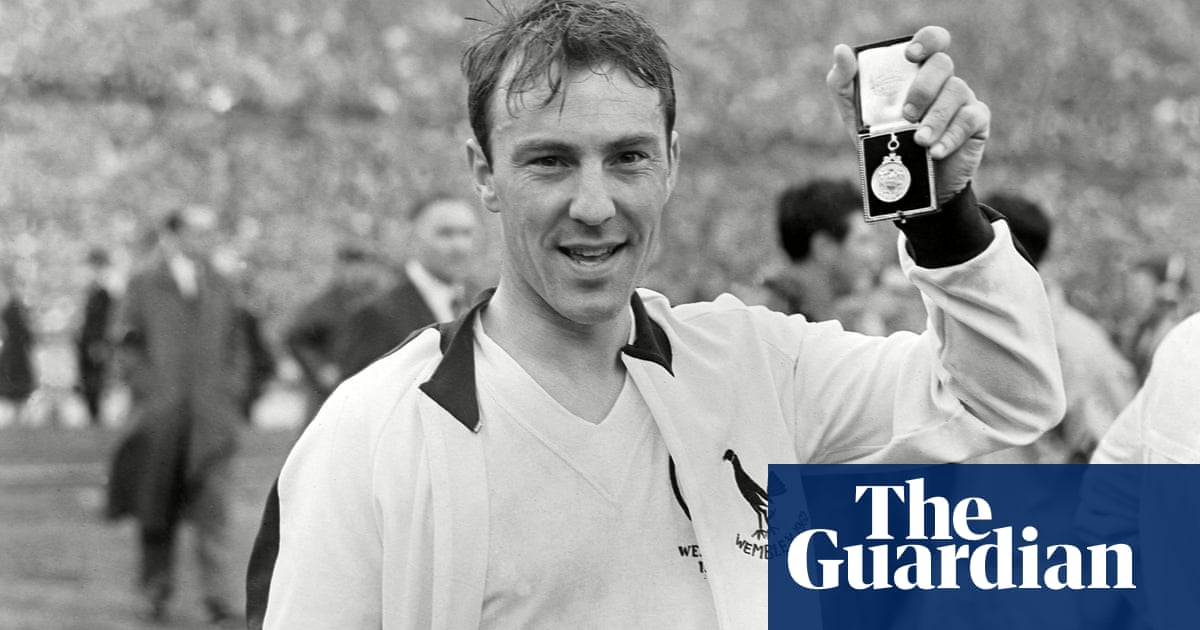 Jimmy Greaves: the Boys' Own hero who stole the heart of a nation