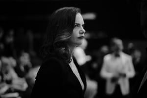 Ruth Wilson, nominated for leading actress for Mrs Wilson