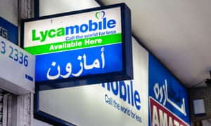 Tory party donor Lycamobile faces being struck off UK company