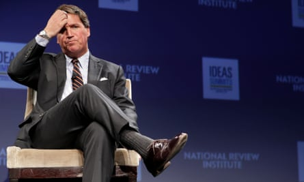 'Tucker Carlson's rhetoric about non-white people has long been virtually identical to that of white supremacist terrorists in New Zealand and El Paso.'