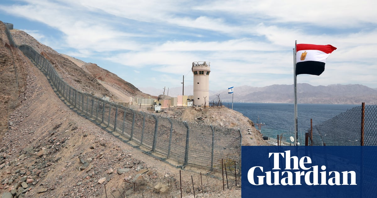 'Suez 2'? Ever Given grounding prompts plan for canal along Egypt-Israel border