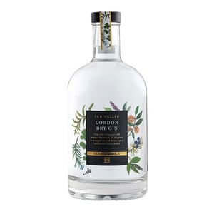 The Co-Op Irresistible London Dry Gin