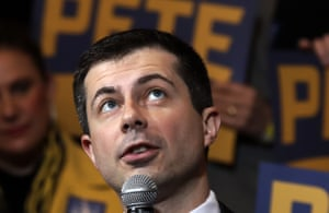 'No one has been working quite so hard to play the role of the common midwesterner as Pete Buttigieg. But his act is perhaps the least convincing.'