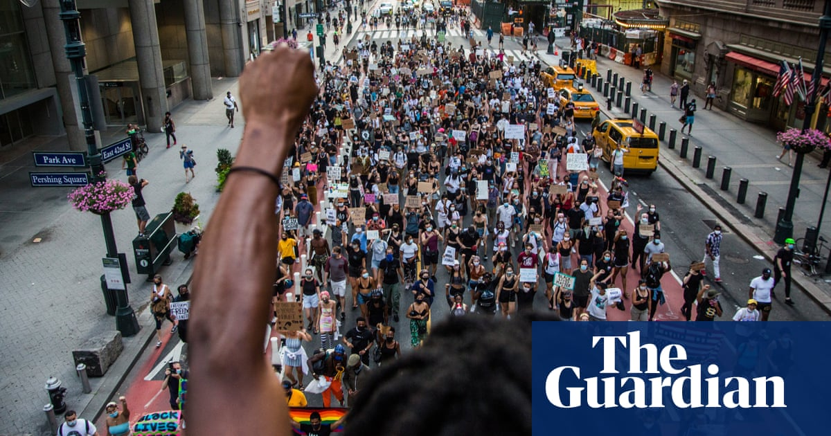 US targeted Black Lives Matter activists in bid to disrupt movement, report finds