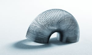 Big in the 40s – and with enduring appeal: the Slinky.