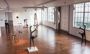 Noguchi Museum in Queens, New York.