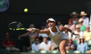Johanna Konta says she loves playing at Wimbledon and looks forward to returning next year