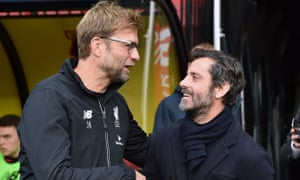 Watford's simple formula leaves Jürgen Klopp searching for solutions