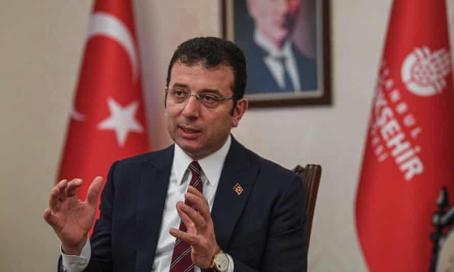 Mayor of Istanbul metropolitan municipality Ekrem Imamoglu has tried to push through reforms.