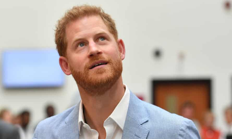 The Duke of Sussex was interviewed for British Vogue, guest-edited by his wife.