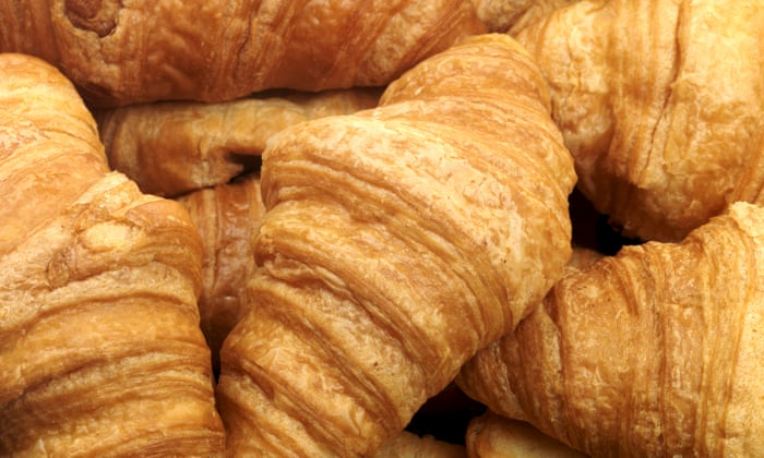 How to eat: croissants   Food   The Guardian