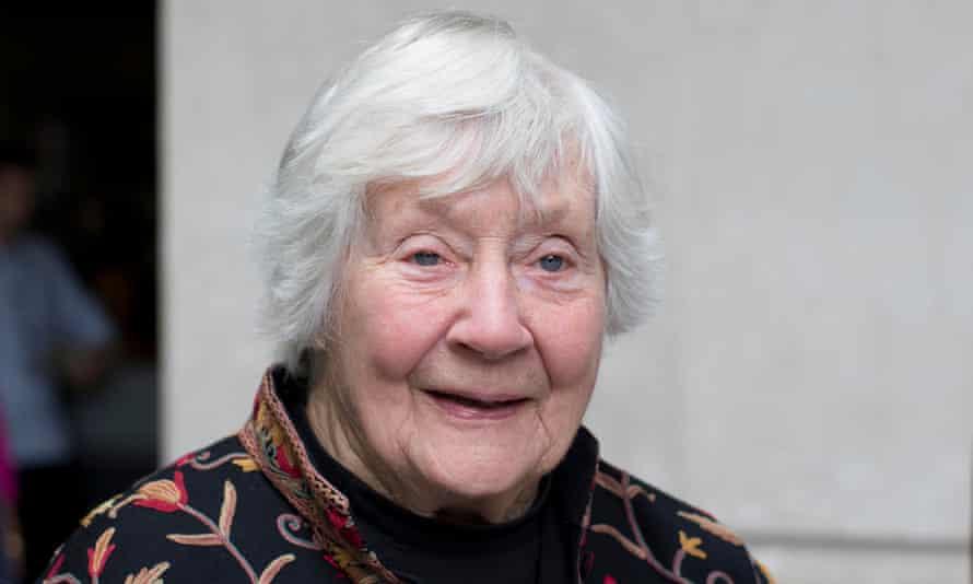 Shirley Williams in 2016