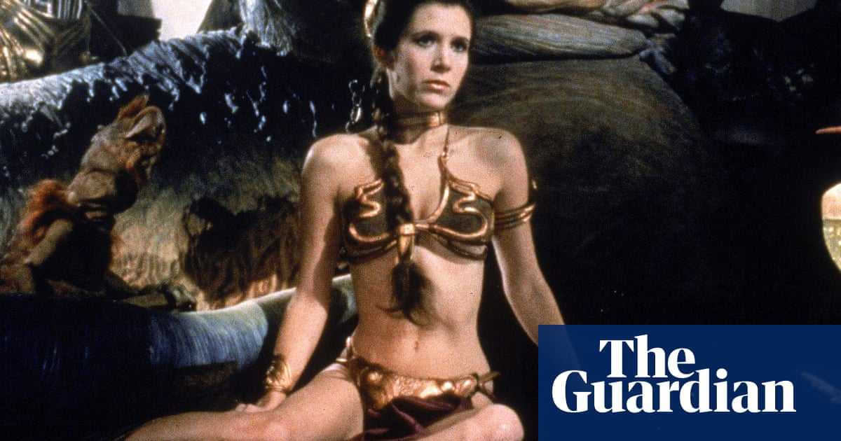 The 'slave Leia' controversy is about more than objectification