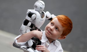 The Alpha 1S robot