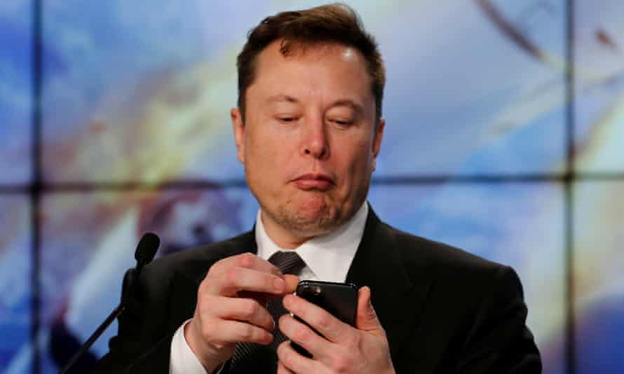 'Dogecoin is the people's crypto' tweeted Musk on 4 February.