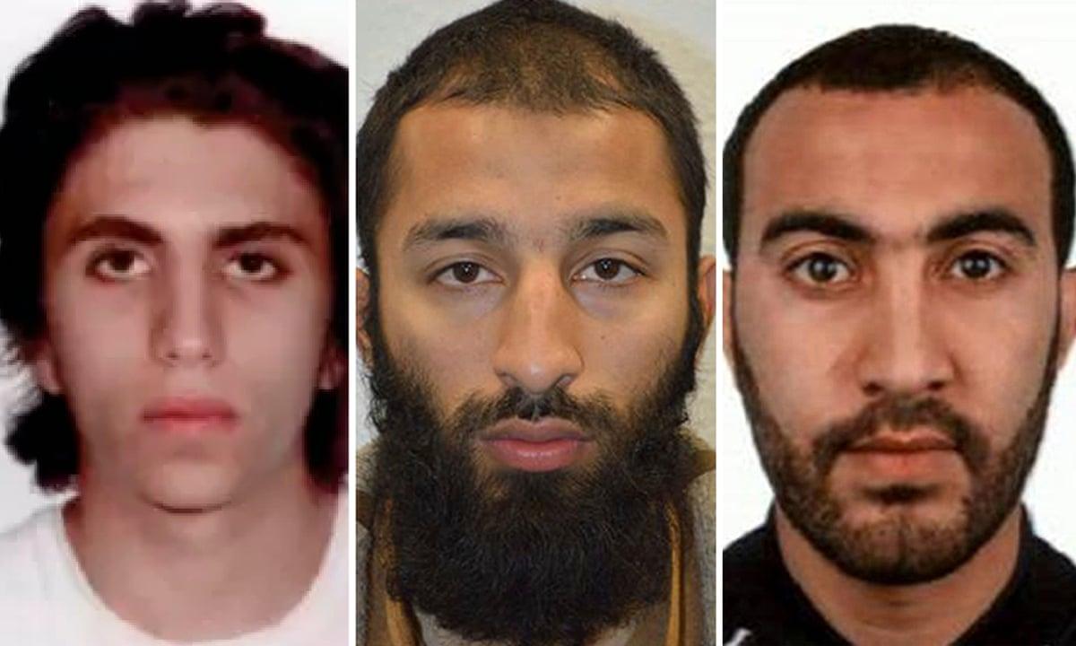 London Bridge terrorist got within 60cm of officer, inquest hears
