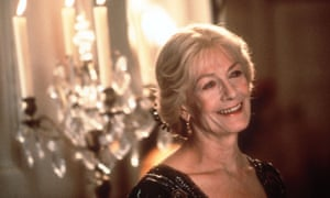 Vanessa Redgrave as Mrs Dalloway.
