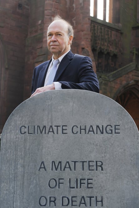 James Hansen: 'Promises like Paris don't mean much, it's wishful thinking. It's a hoax that governments have played on us since the 1990s.'