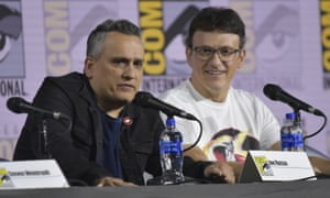 Joe Russo and Anthony Russo participate in a conversation.