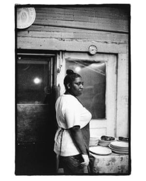 Woman in Mississippi