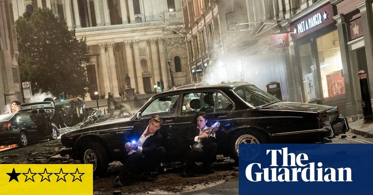 Men In Black International Review A Galactically Gormless