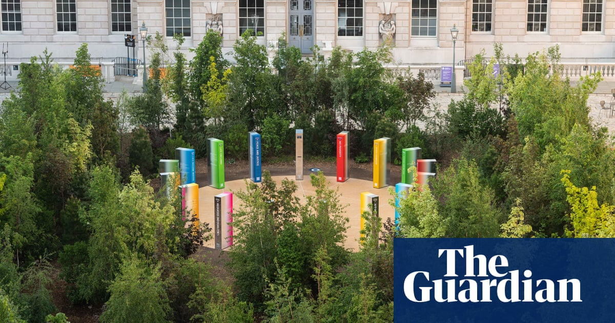 Call the copse! The sudden flourishing of culture about trees