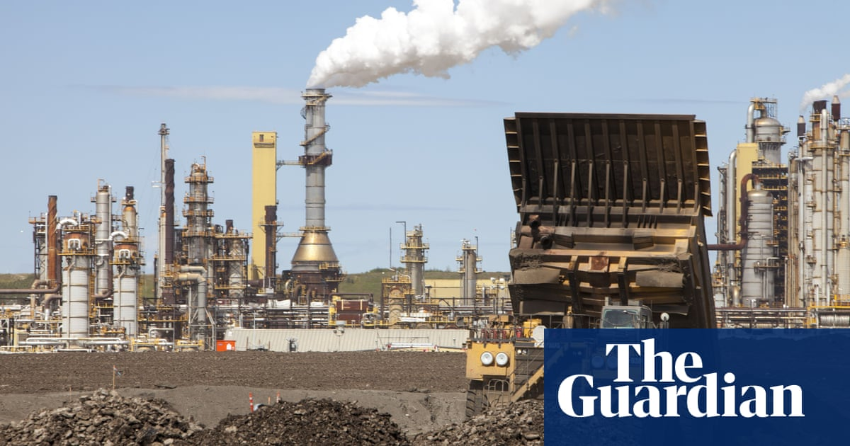 Resource extraction responsible for half world's carbon