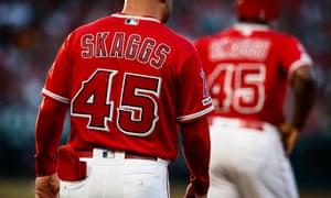 Tyler Skaggs tribute