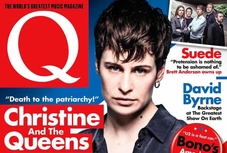 Q magazine, which has announced its closure.