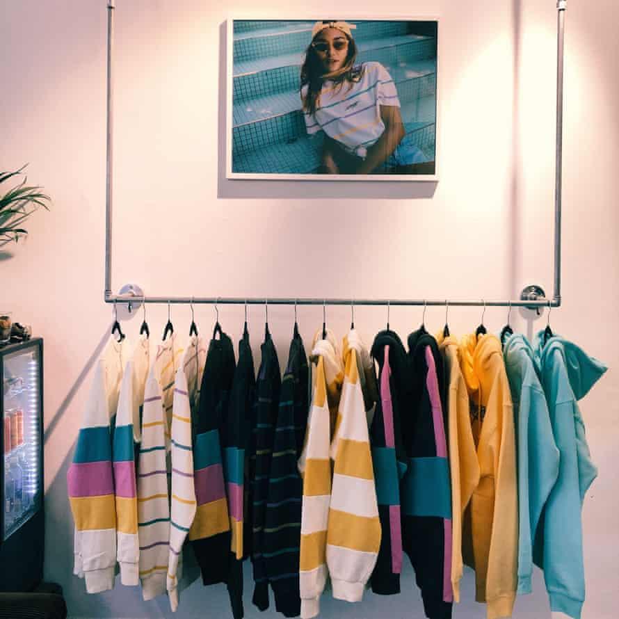 Mojo clothes store in Hamburg