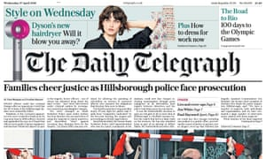 Telegraph Media Group has appointed Paul Vickers as its editorial legal director