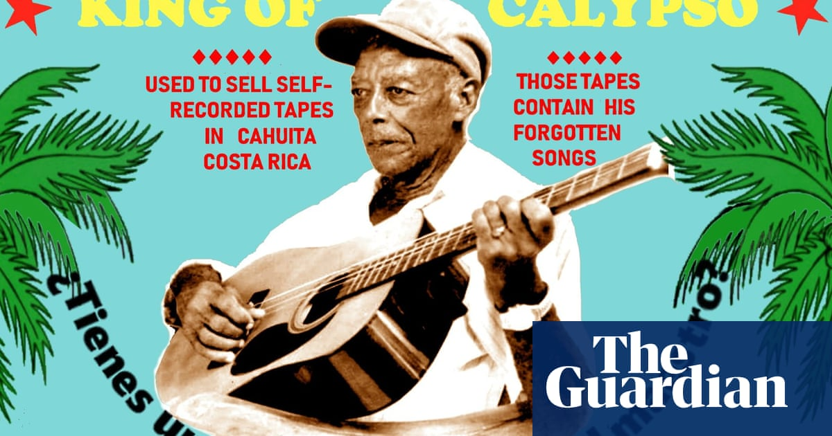 Calypso calamity! Hunt for the lost tapes of 100-year-old Walter Ferguson