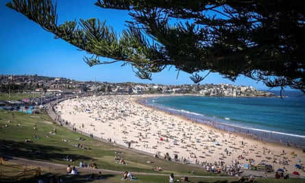Waverley council has shot down an initial proposal from the Amalfi Beach Club to section off part of Bondi Beach for a club targeting 'high net worth' individuals. The council is reviewing a subsequent proposal.