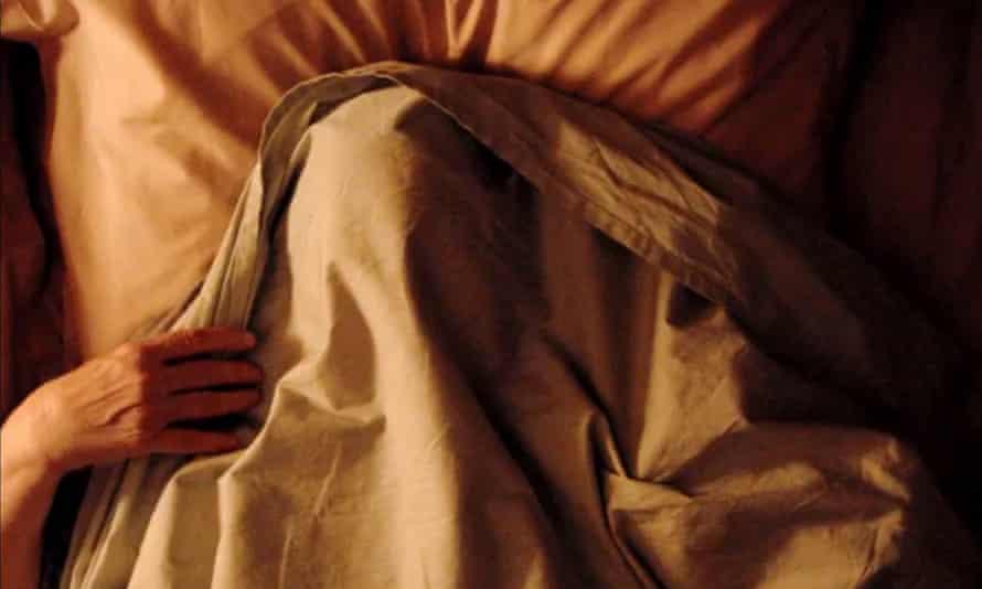 Under wraps … teaser image for Gaspar Noe's Vortex.