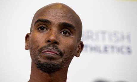 Mo Farah denies breaking anti-doping rules after new claims against Salazar